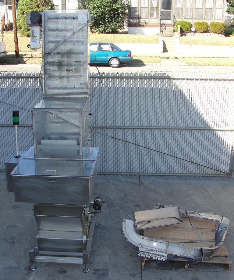 Capping Machine Portola Packaging overcapper model DU23146, 126 mm1