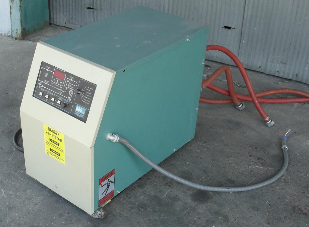 Boiler 9 kw Application Engineering model TDV-1C process temperature control unit, water heater and cooler1