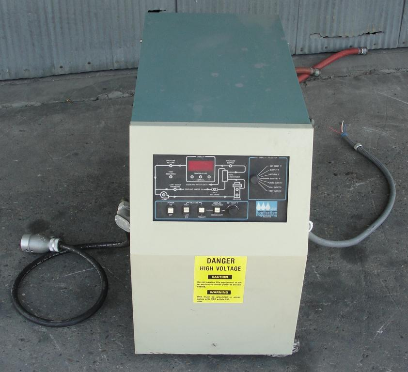 Boiler 9 kw Application Engineering model TDV-1C process temperature control unit, water heater and cooler2