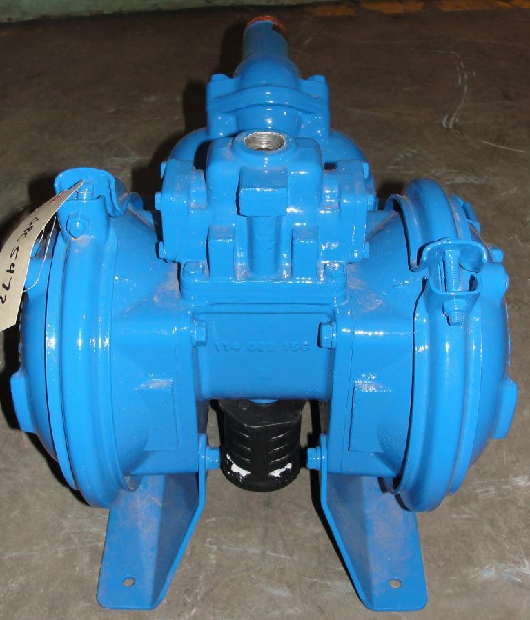 Pump 1.5 Warren-Rupp/ Sandpiper diaphragm pump, Aluminum3
