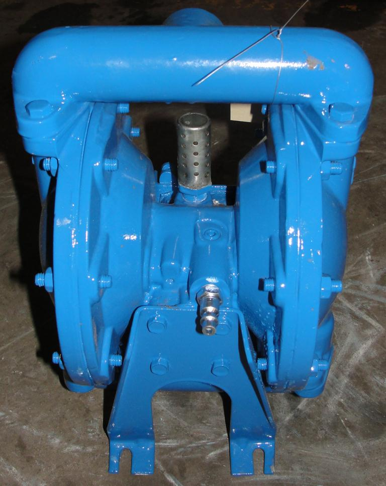 Pump 1 ARO diaphragm pump, Aluminum2