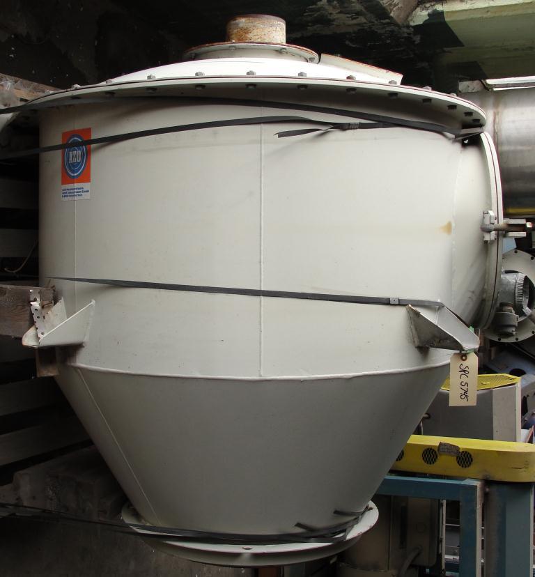 Bin 30 cu.ft., bulk storage bin, CS1
