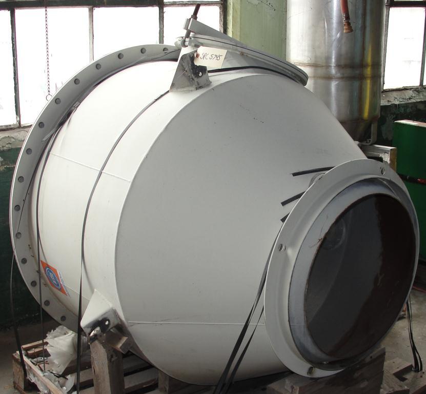 Bin 30 cu.ft., bulk storage bin, CS5
