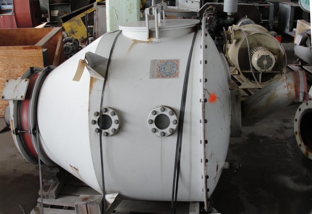 Bin 30 cu.ft., bulk storage bin, CS2