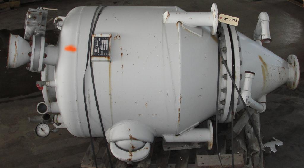 Bin 23 cu.ft., bulk storage bin, CS1