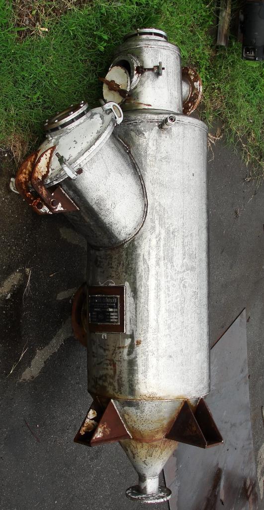 Evaporator rising falling film evaporator, Stainless Steel1