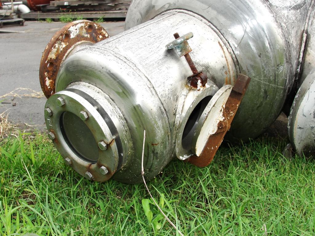 Evaporator rising falling film evaporator, Stainless Steel5