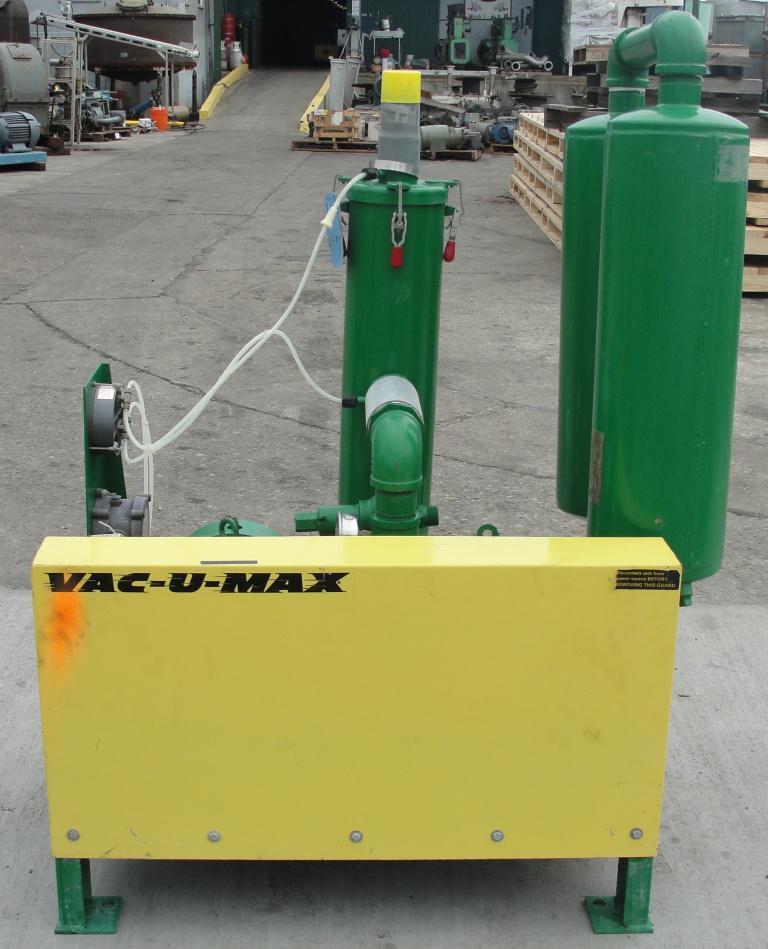 Blower 67 cfm, positive displacement blower Vac-U-Max, 3 hp4