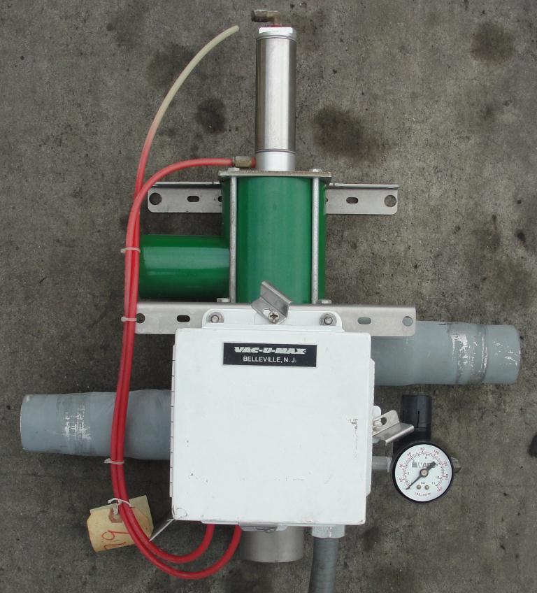Blower 67 cfm, positive displacement blower Vac-U-Max, 3 hp9