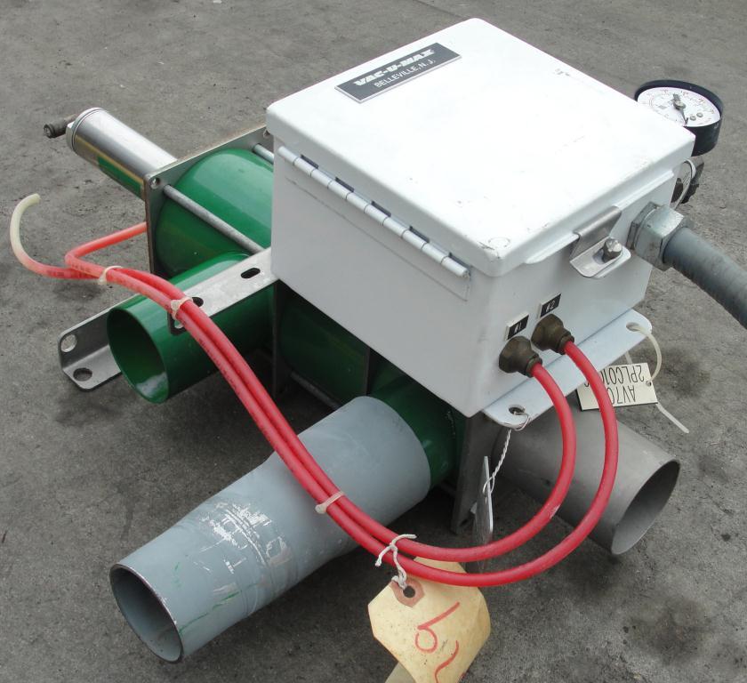 Blower 67 cfm, positive displacement blower Vac-U-Max, 3 hp10