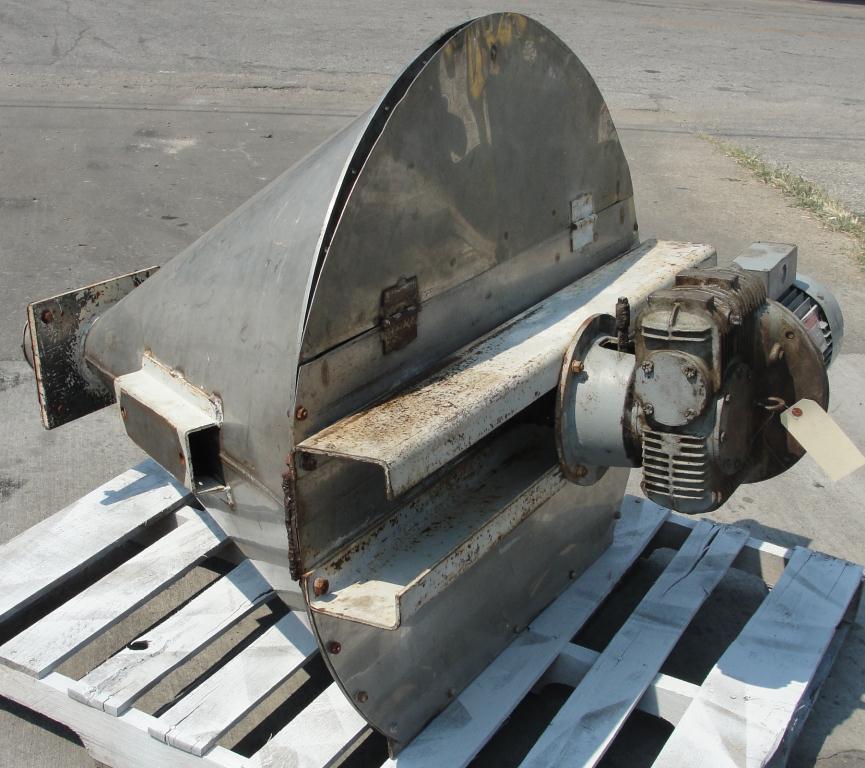 Bin 7 cu.ft., bulk storage bin, Stainless Steel1