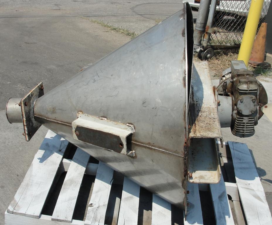 Bin 7 cu.ft., bulk storage bin, Stainless Steel4