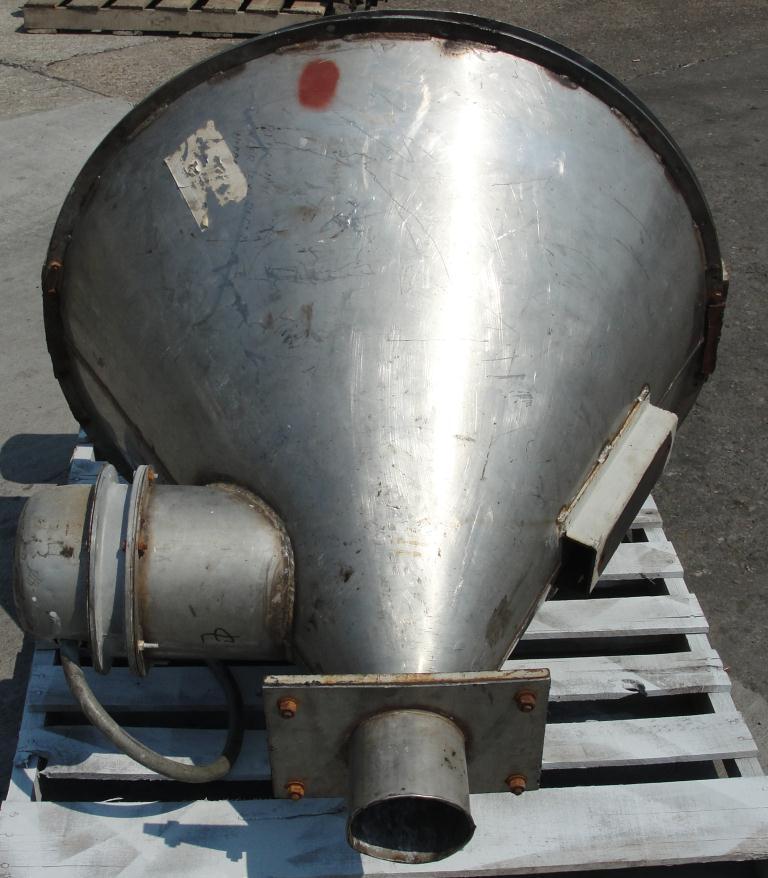 Bin 7 cu.ft., bulk storage bin, Stainless Steel6