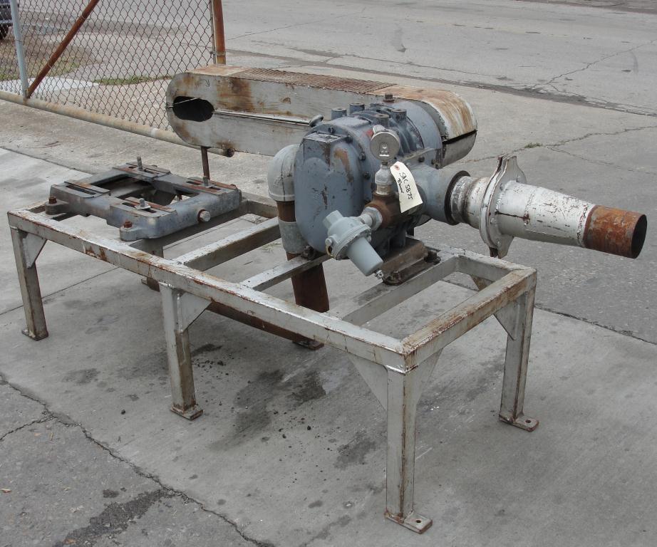 Blower 200 cfm, positive displacement blower Schwitzer1