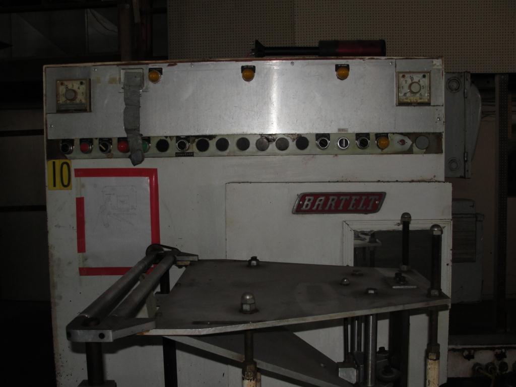 Form Fill and Seal KHS Klockner Bartelt horizontal form fill seal model IM7-14, up to 100 ppm5