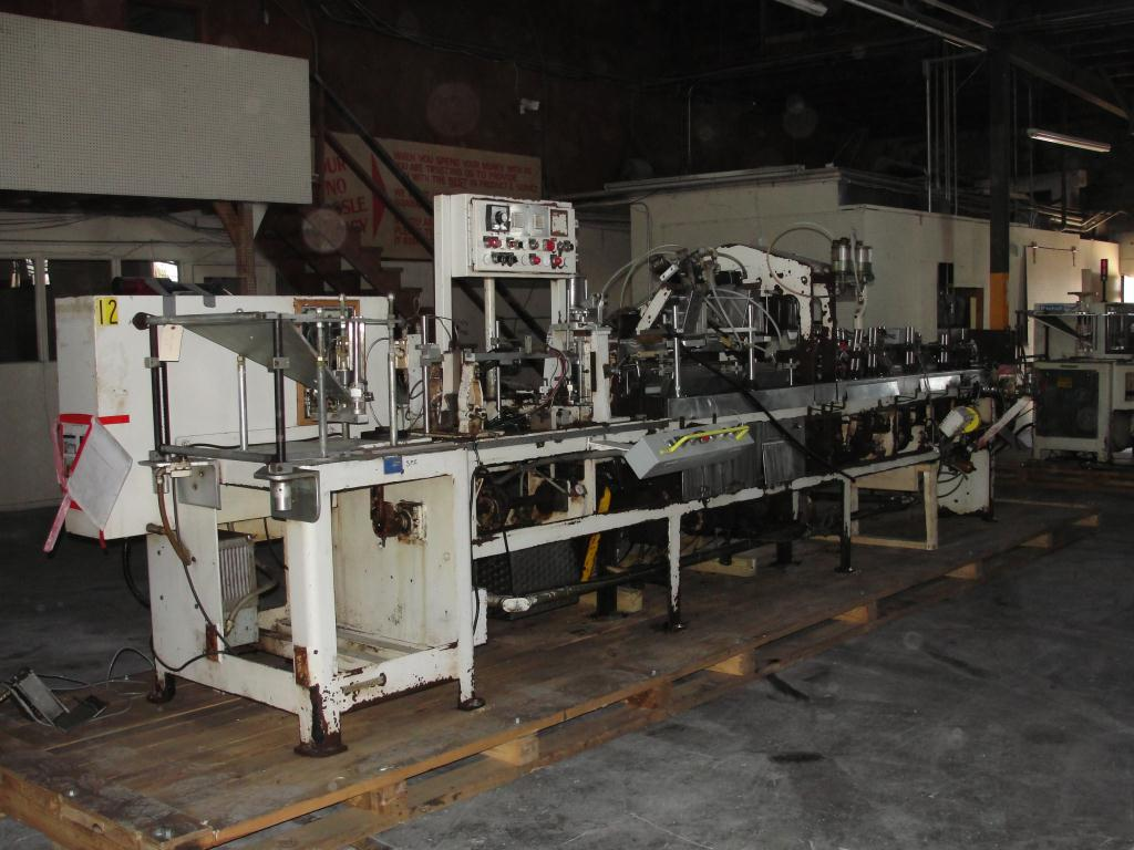 Form Fill and Seal KHS Klockner Bartelt horizontal form fill seal model IM7-14, up to 100 ppm4