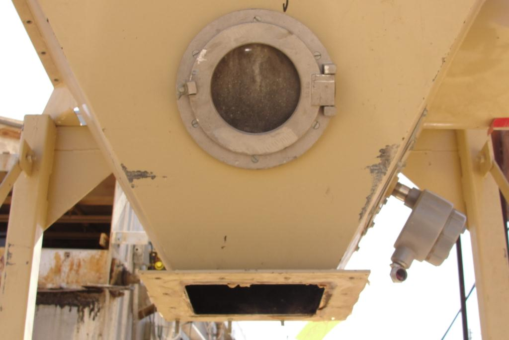 Dust Collector 307 sq.ft. MAC Equipment Co. reverse pulse jet dust collector5