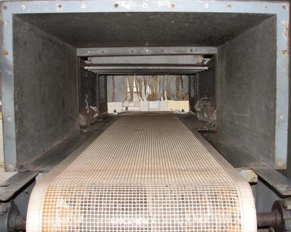 Shrink Tunnel Shanklin Corp electric shrink tunnel model HY-Velair T-7P, 22 wide x 9 tall work opening4