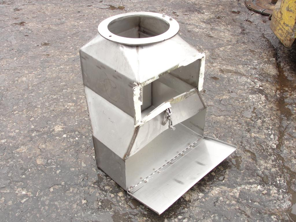 Filtration Equipment magnetic separator, 15 x 19.25 gravity inline6