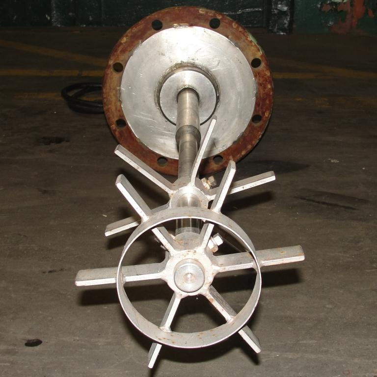 Agitator .75 hp Lightnin top mount agitator model N33G-75LS4
