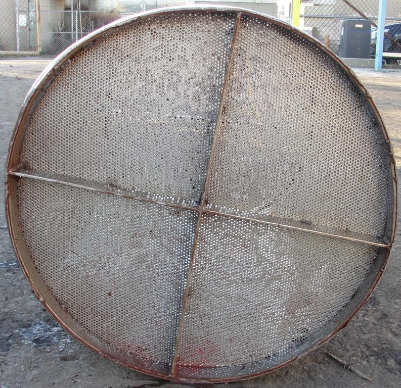 Filtration Equipment 55 gallon basket strainer (single), Stainless Steel4