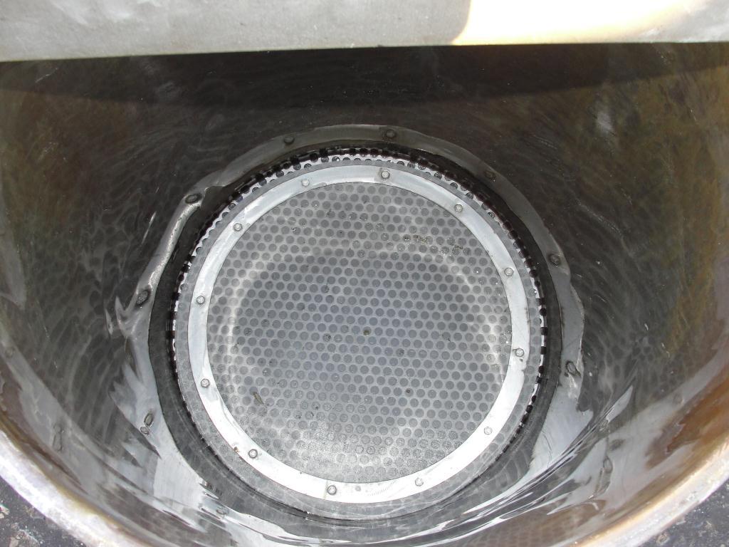 Filtration Equipment 55 gallon basket strainer (single), Stainless Steel2