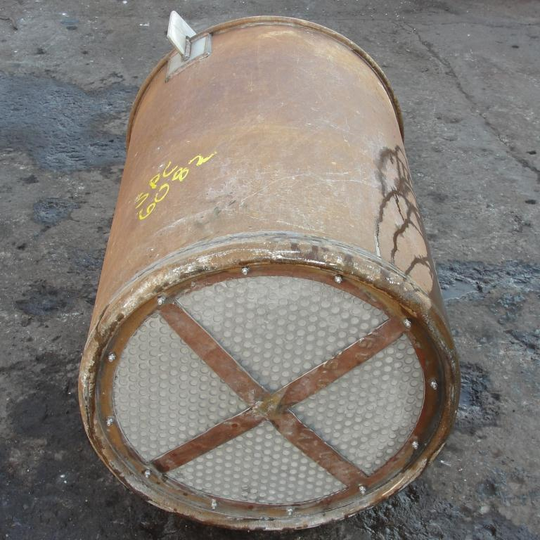 Filtration Equipment 55 gallon basket strainer (single), Stainless Steel3