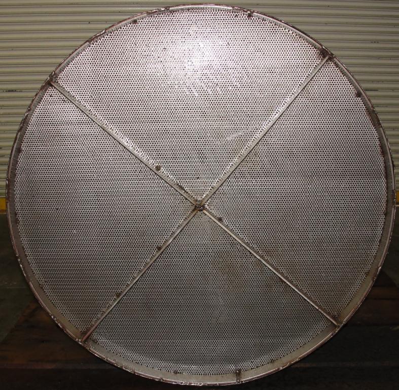 Filtration Equipment 100 gallon basket strainer (single), Stainless Steel5