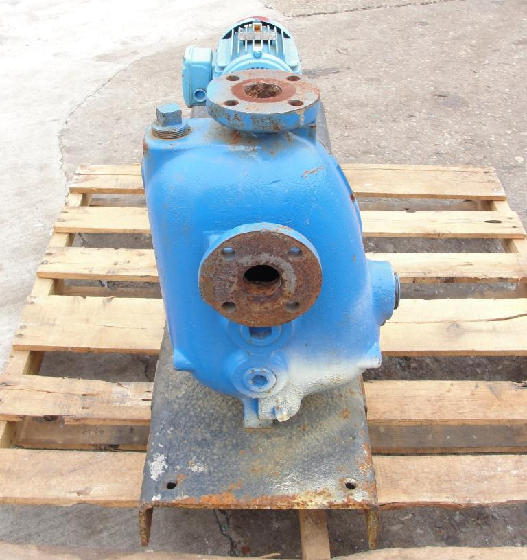 Pump 1.5 x 1.5 x 8 Dean Brothers Pumps Inc centrifugal pump, 2 hp, Cast Iron4