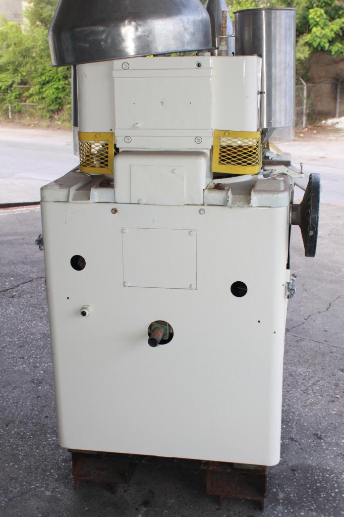 Press Stokes tablet press model 551-1, 51 stations, 4 ton, up to 7/16 dia. tablet size7