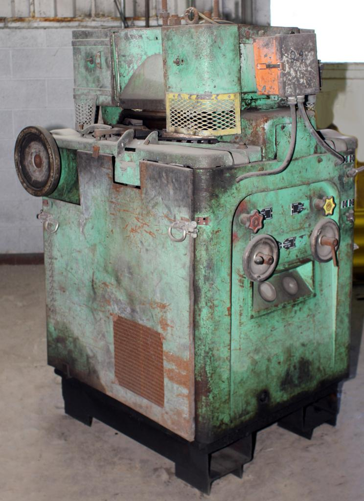 Press Stokes tablet press model 551-1, 51 stations, 4 ton, up to 7/16 dia. tablet size3