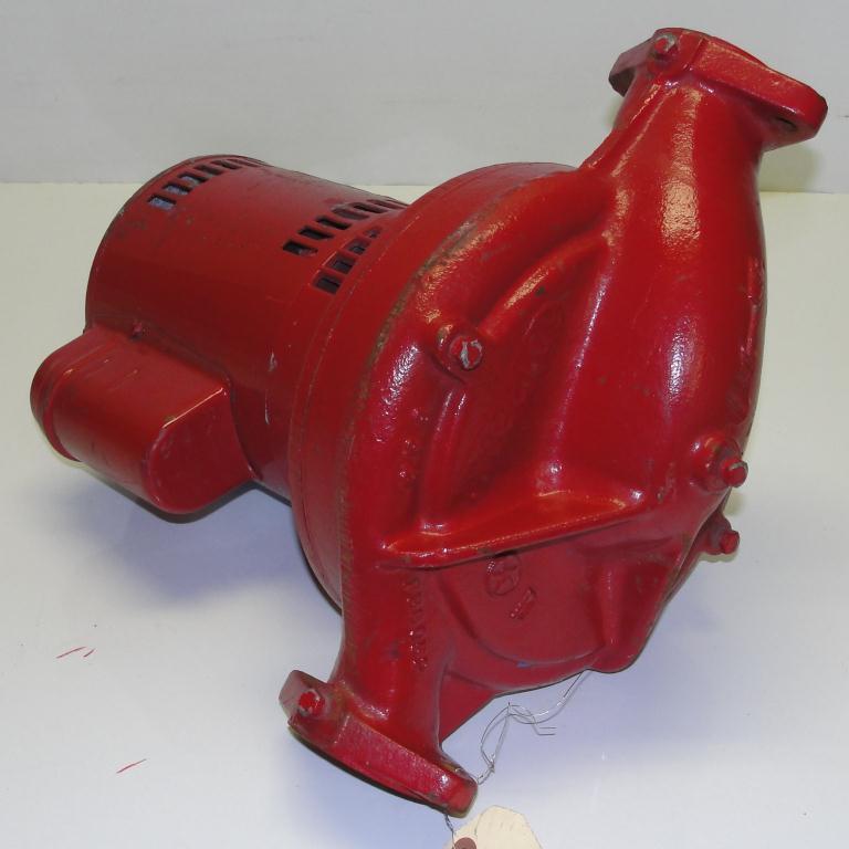 Pump Bell & Gossett centrifugal pump, .5 hp, Cast Iron2