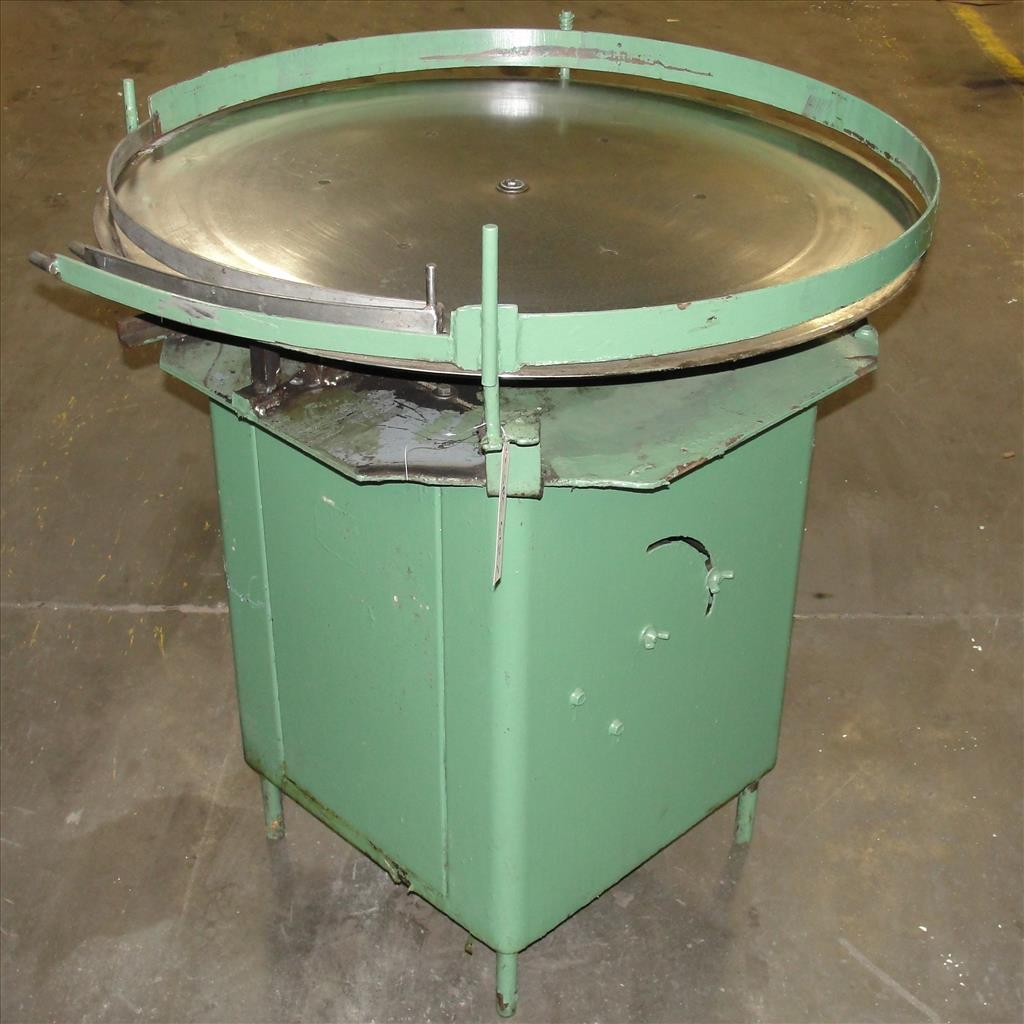 Accumulation Table 35 rotary accumulation table Stainless Steel Contact Parts1