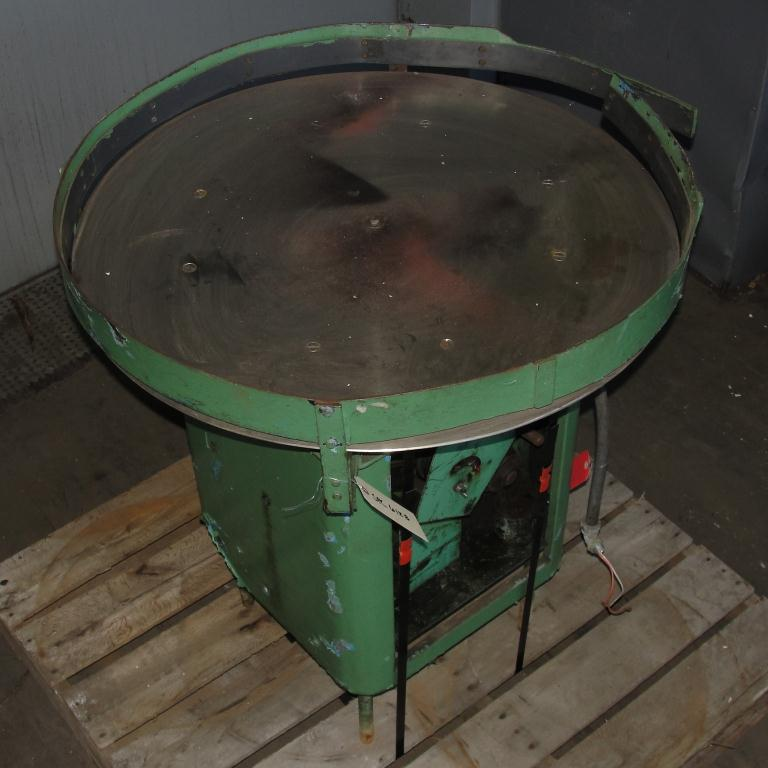 Accumulation Table 35 rotary accumulation table Stainless Steel Contact Parts2