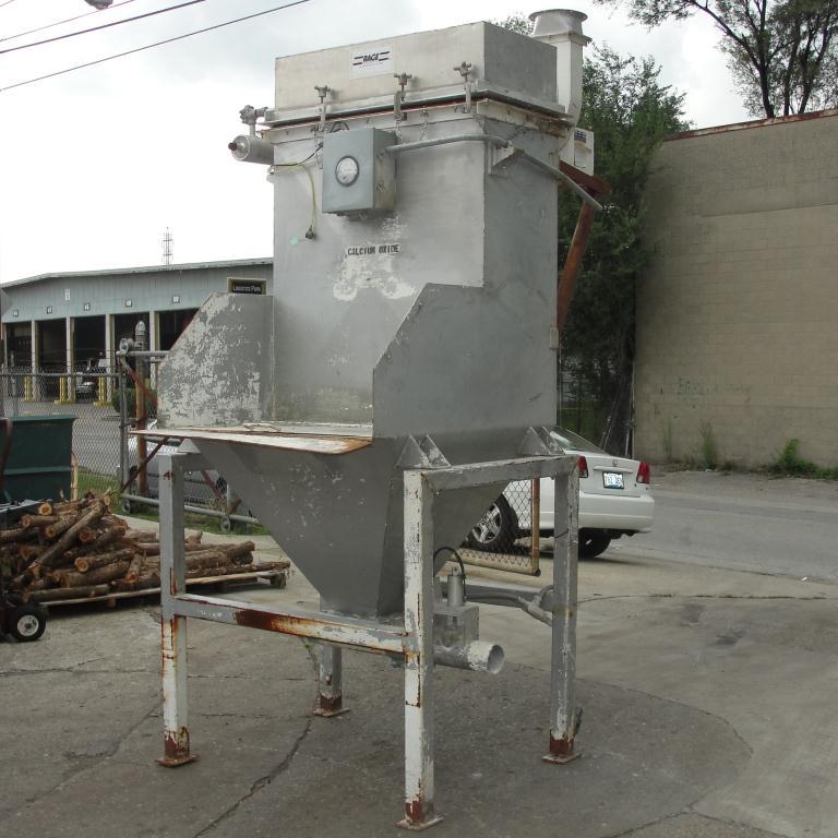 Material Handling Equipment bag dump station, 42 l x 16 w Rage Engineering Inc CS1