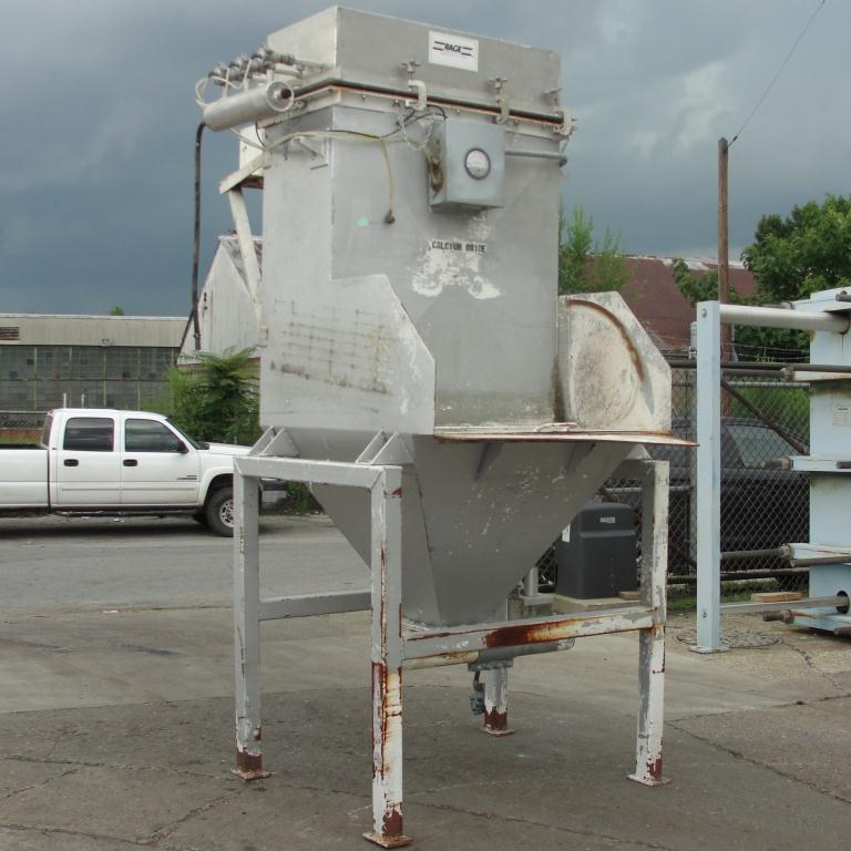 Material Handling Equipment bag dump station, 42 l x 16 w Rage Engineering Inc CS3