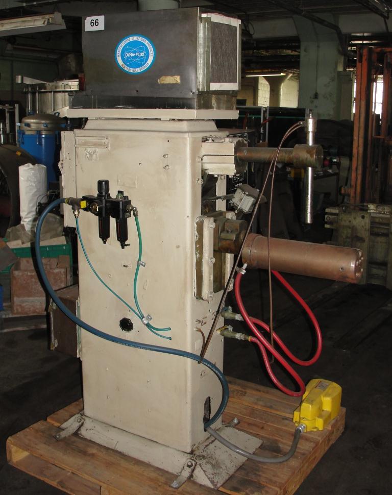 Machine Tool spot welder, 75 KVA capacity, 9 throat4