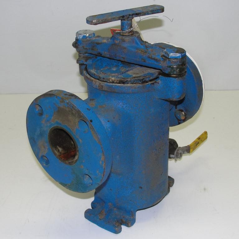 Filtration Equipment 2 Hayward basket strainer (single), Cast Iron2