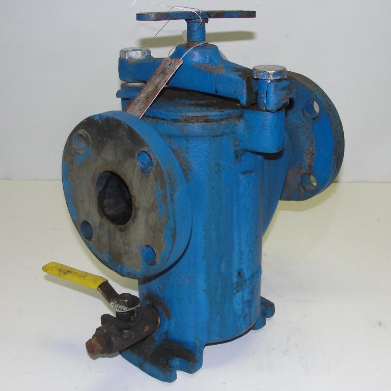 Filtration Equipment 2 Hayward basket strainer (single), Cast Iron3