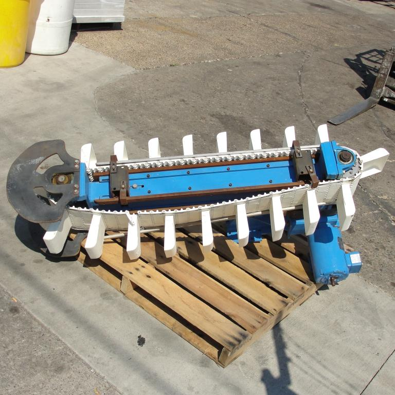 Conveyor bucket elevator Polyethylene2