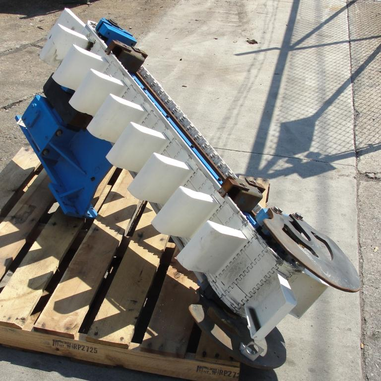 Conveyor bucket elevator Polyethylene3