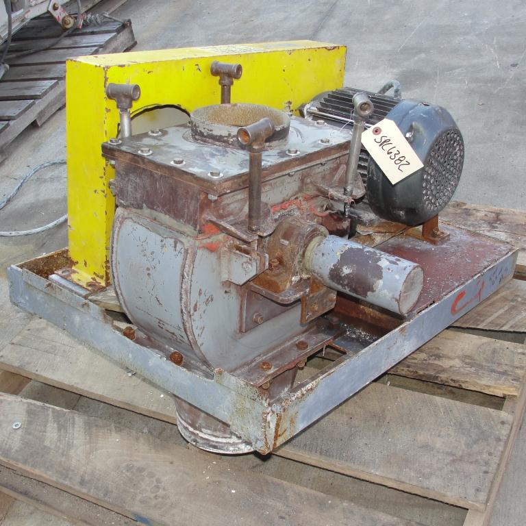 Mill 5 hp hammer mill 6 dia throat size