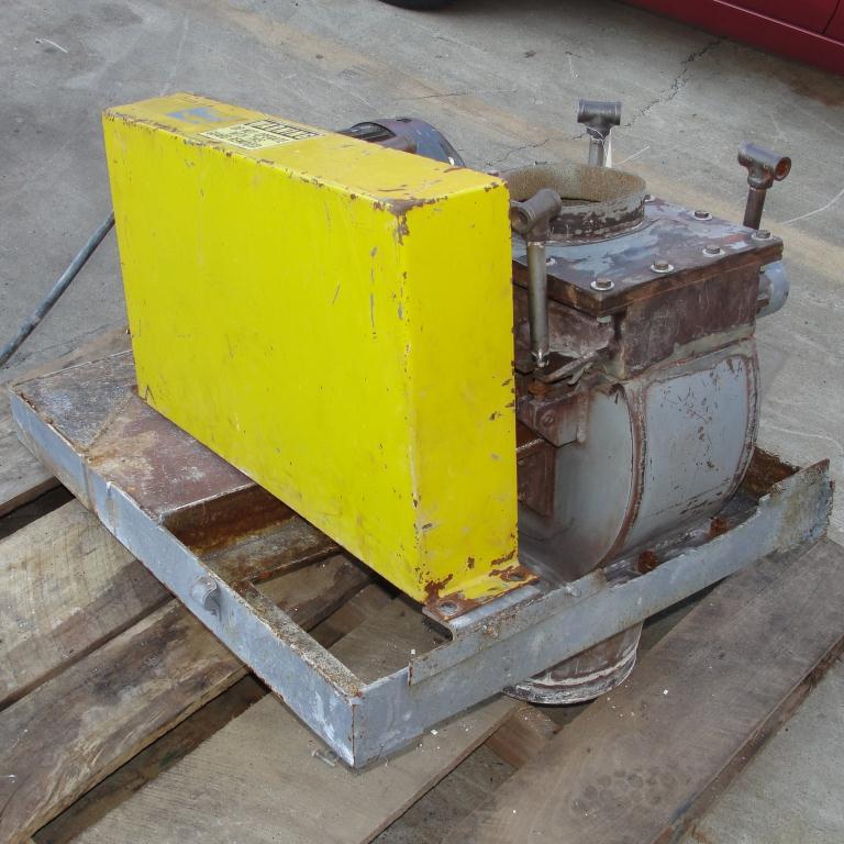Mill 5 hp hammer mill 6 dia throat size6