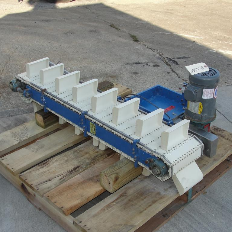 Conveyor bucket elevator Polypropylene1