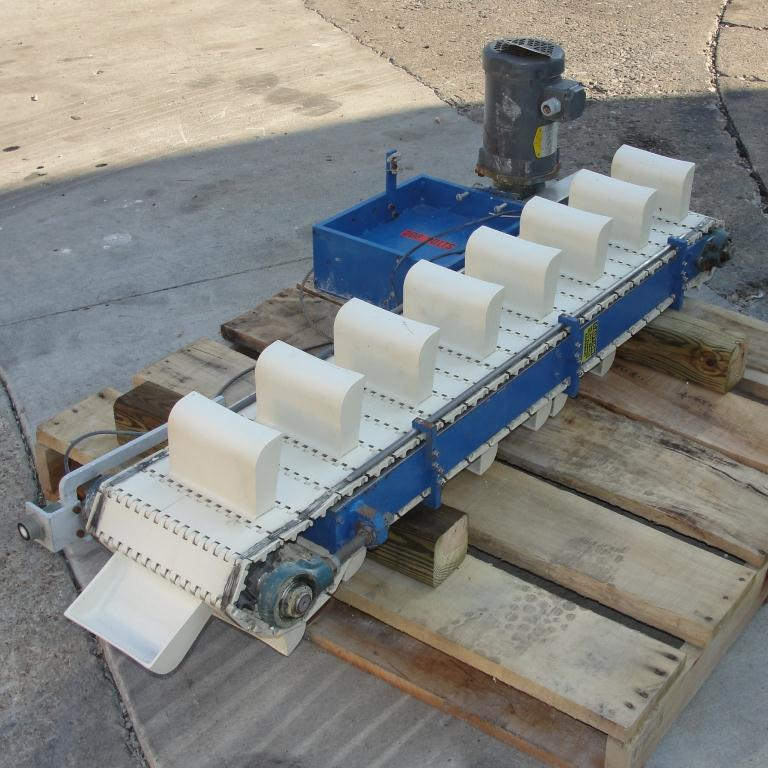 Conveyor bucket elevator Polypropylene2