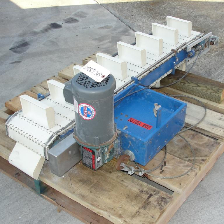 Conveyor bucket elevator Polypropylene3