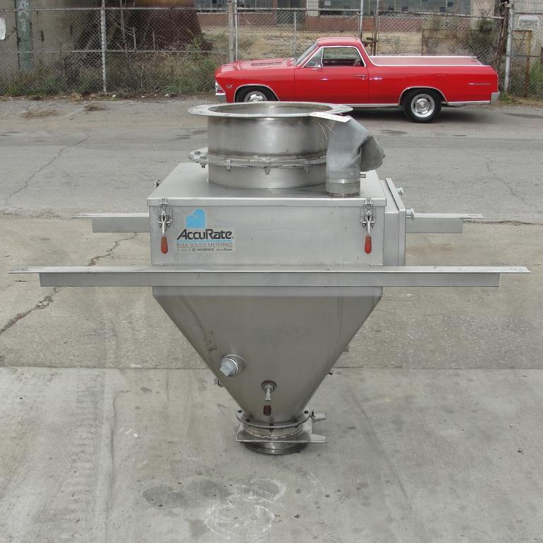 Bin 10 cu.ft., bulk storage bin, Stainless Steel3