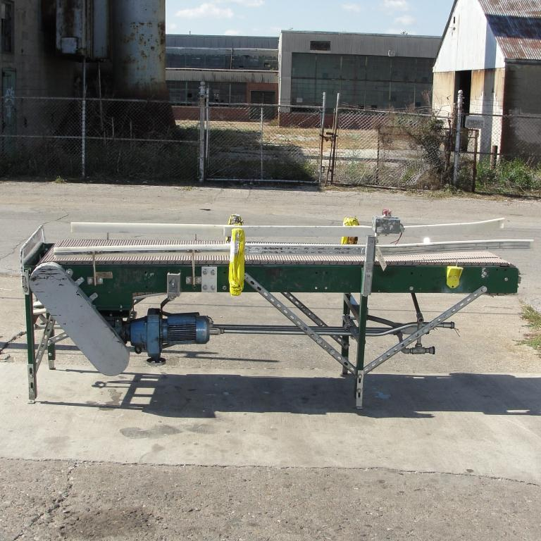 Conveyor SIFCO roller conveyor CS, 22.5 w x 96 l2