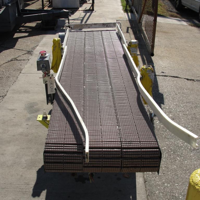 Conveyor SIFCO roller conveyor CS, 22.5 w x 96 l4