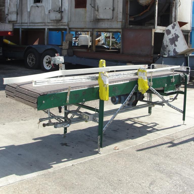 Conveyor SIFCO roller conveyor CS, 22.5 w x 96 l5